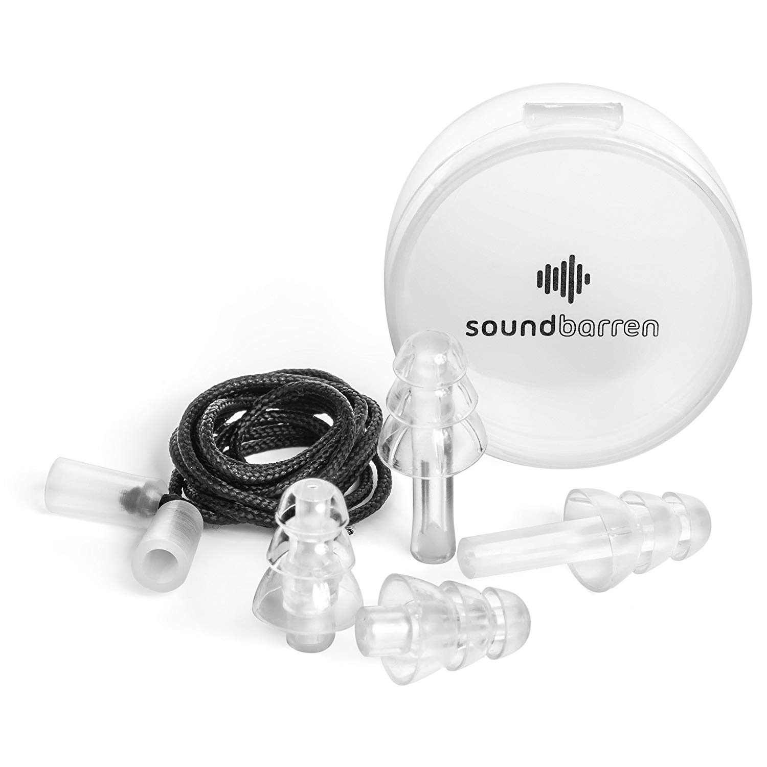 SoundBarren Sleepers Earplugs
