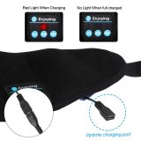 bluetooth sleep mask headphones cords