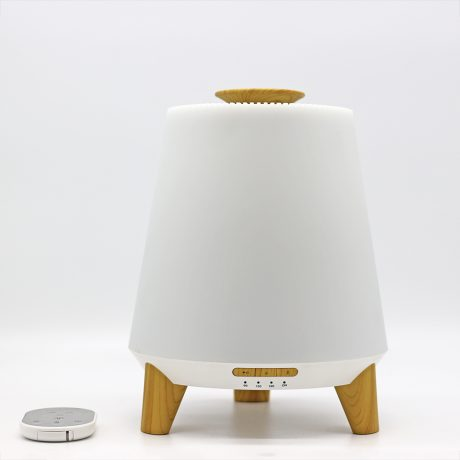 Better Sleep Essential Oil Diffuser with Bluetooth Speaker